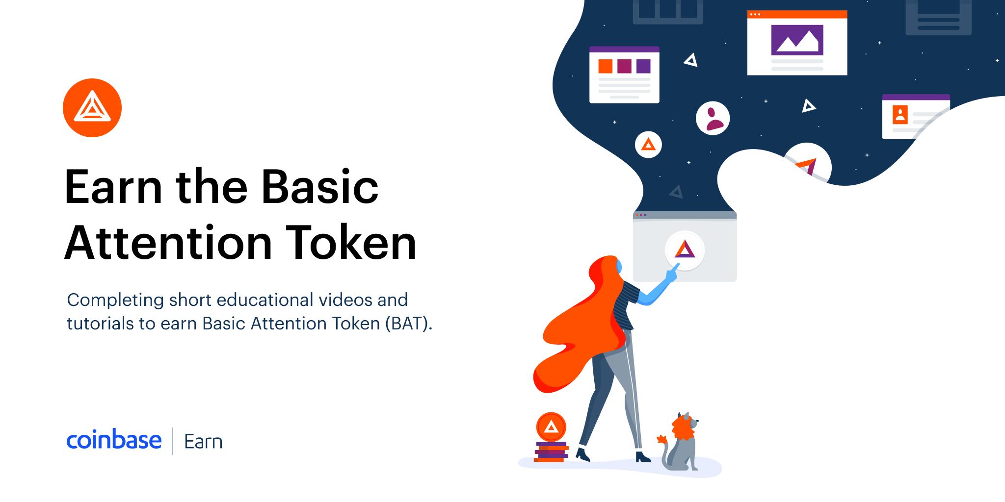 Coinbase | Earn BAT